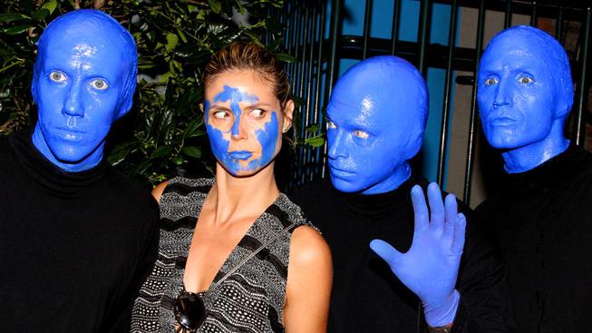 heidi-klum-blue-man